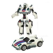 """Transformers Animated Cartoon series JAZZ 6"""" robot figure RARE & NICE"""