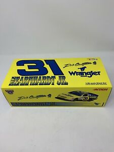 1997 Dale Earnhardt Jr Diecast Action 1:18 Wrangler #31 NEW Old store inventory