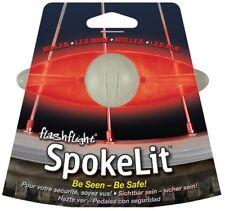 NiteIze SpokeLit LED Wheel Lights Bike Cycle Safety Visibility Glow Flash