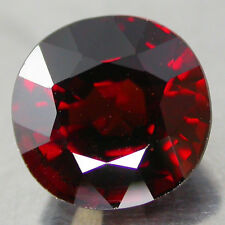 RARE!! 2.94Cts. TERRIFIC COLOR TOP RED 100%NATURAL UNHEATED SPINEL C/S BURMA