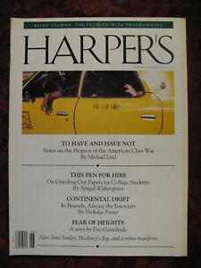 HARPERs Magazine June 1995 Abigail Witherspoon Eric Gamalirida Jane Smiley