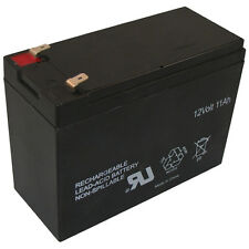12V 10AH SLA Battery for Electric Scooter Schwinn S180 Mongoose
