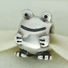 Authentic Pandora 790247 Froggie The Frog Sterling Silver Bead Charm