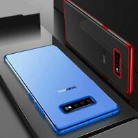 For Samsung Galaxy S10e Plus Transparent Case Shock Absorption TPU Soft Cover