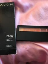 AVON Eight in One Lip Color Palette NATURAL RIBBONS New in Box RARE new