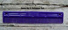"Comb - Plastic 9"" (Purple)"