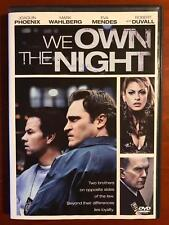 We Own the Night (DVD, 2007) - E1216