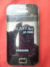 SAMSUNG GALAXY ACE GT-S5830 BLACK
