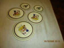 childrens  plates holly hobbie