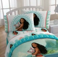 Disney/Pixar Moana 'The Wave' 3 Piece Twin Sheet Set