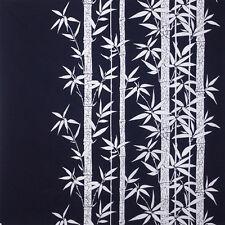 "Japanese Furoshiki Cotton Fabric Wrapping Cloth TAKE Bamboo Print/35.5"" Square"