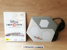 Disney Infinity 1.0 Nintendo Wii Game + Base Portal (for Wii & Wii U, Ps3 & Ps4)