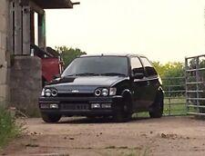 Ford Fiesta RS Turbo 2.0l zetec escort
