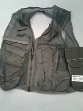 Survival vest pilot 1973 Vietnam war issue modified by us af.to carry m12 holste