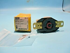 NEW HUBBELL HBL2340 TWIST-LOCK PLUG 30A 480V