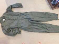 US ARMY NOMEX FLYER'S FLIGHT SUIT CWU-27/P SIZE 44R