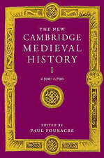The New Cambridge Medieval History: Volume 1, c.500-c.700-ExLibrary