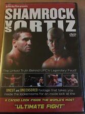 Shamrock Ortiz Untold Truth Behind UFC Legendary Feud DVD Action Guy Films MMA