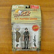 New listing Ultimate Soldier Xtreme Detail Vietnam Us Platoon Leader 1/18 Unopened Nos