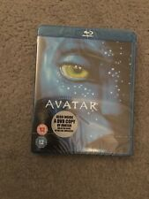 Avatar Blu Ray  - New Sealed includes Bonus DVD copy