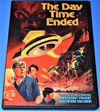 Full Moon Jim Davis Chris Mitchum The Day Time Ended Cult Sci Fi Movie Dvd 1979
