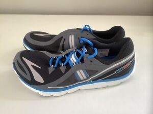 NEW Brooks Pure Drift PureDrift 2 Men's Running Shoes - Black/Blue - Sz 12
