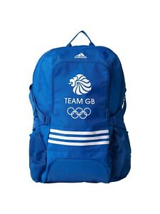 Rare - New Official Adidas Team GB Olympic Backpack - Britain Athlete Issue