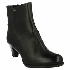 Leather Party Women's Ankle Boots
