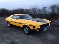 Ford Mustang Grande Coupe 1971