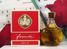 Farouche By Nina Ricci Perfumed Bath Oil 0.825 Oz. NIB. Vintage