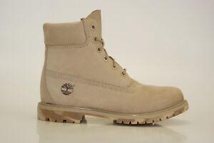 Timberland 6 Inch Premium Waterproof Boots Primaloft Damen Schnürstiefel A148U