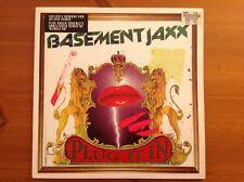 Basement Jaxx 2004 Vinilo 33 Rpm solo enchufa
