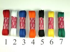 NEW 84 INCH ATHLETIC SHOELACES NEON COLORS SHOES MENS WOMENS STRINGS SKATE