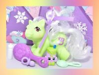 ❤️My Little Pony MLP Vtg G1 Style HQG1C Playful Newborn Baby NIPPER Custom❤️