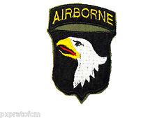 Patch Toppa 101 Airborne Vietnam War