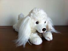 RUSS Yomiko Classics White Poodle Dog Soft Plush Toy Medium