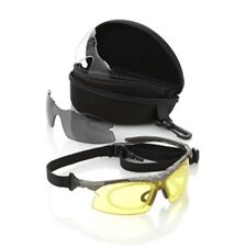 Eyedefend CrossTrain Miltary Balistic Shield Safety Glasses - New -