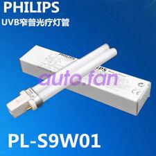 Original authentic Philips 311nm narrow spectrum medium wave UVB lamp 9W UV lamp
