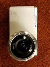 Samsung NX Mini 20.9MP Digital Camera - White with ED 9-27mm Lens