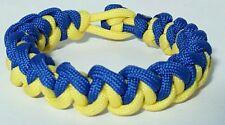 Paracord 550 Bracciale Bracelet Survival Sopravvivenza Outdoor Campeggio ucraina