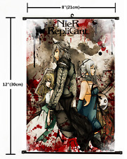 Anime NieR Automata RepliCant Wall Scroll Home Decor cosplay 2159
