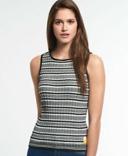 Superdry Womens Riviera Knitted Vest Top