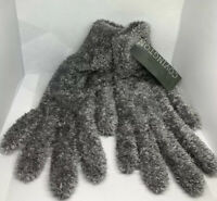 New Covington Women's Feather Gloves Heather Grey One Size Fit All