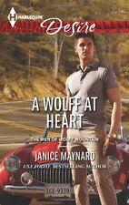 A Wolff at Heart (Men of Wolff Mountain) by Janice Maynard