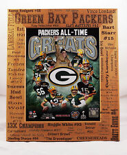 Green Bay Packers Legacy 8x10 photo frame