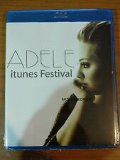 Adele Itunes Festival NTSC HD Blu Ray