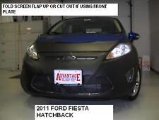 Lebra Front End Mask Cover Bra Fits Ford Fiesta Hatchback 2011-2013 11 12 13