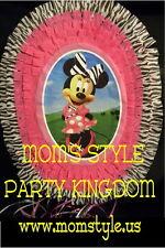 MInnie Mouse pinata Birthday Party decor