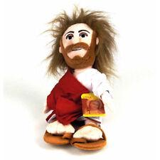 Jesus Little Thinker Plush Doll Religious Novelty Christ Funny Gift Catholic