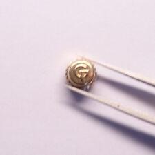 Girard Perregaux Krone gelb, geriffelt, 0,9 / 2,0 / 5,0 mm, gebraucht, GK15